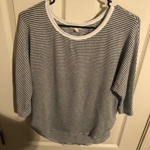 Urban Outfitters Silence and Noise Striped Sweater